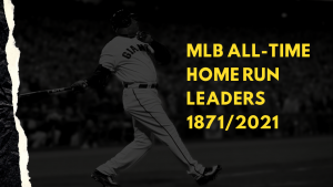 Top Players for Home Runs - MLB