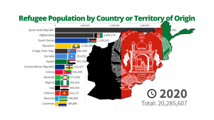 Refugee Population by Country or Territory of Origin